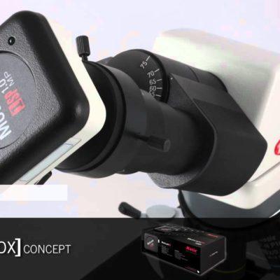 Цифрові камери для мікроскопів
