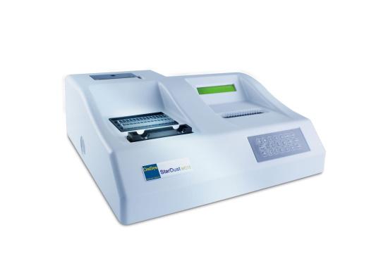 Semi-automatic analyzers